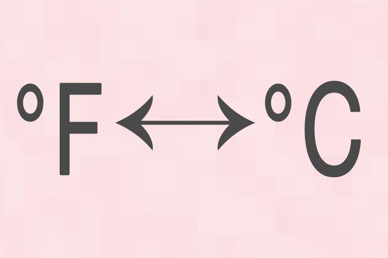 Temperaturomvandling Recepten.se