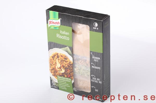 knorr middagskit italiensk risotto