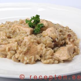middagskit italiensk risotto