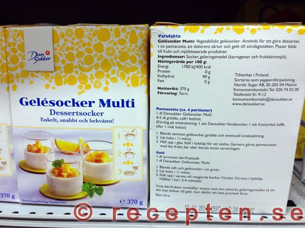 Gelésocker multi