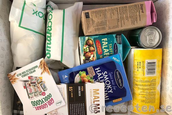 Ny smakbox och säsongspremiär av Hela Sverige Bakar