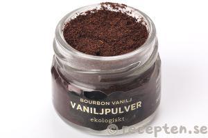 äkta vaniljpulver