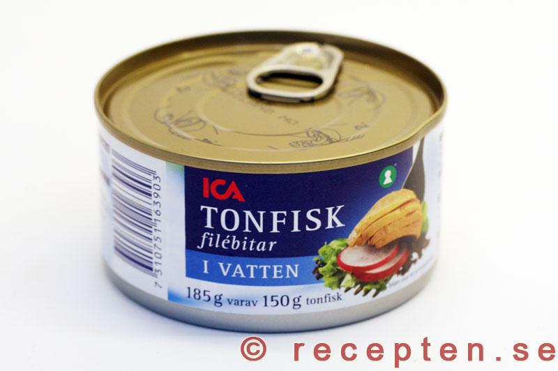 tonfisk konserv ica