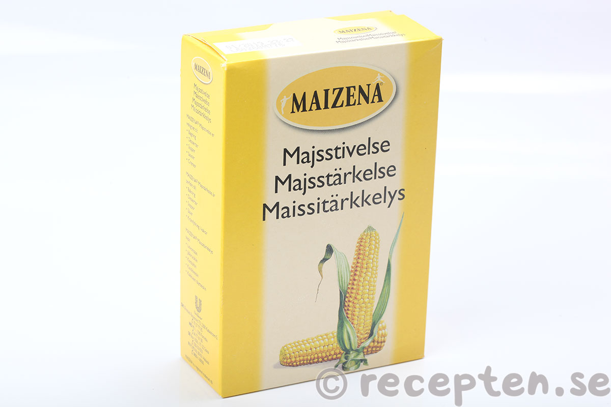 maizena majsstärkelse glutenfri