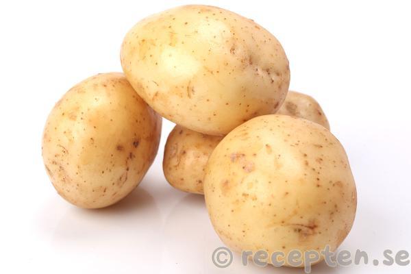 recept potatissallad