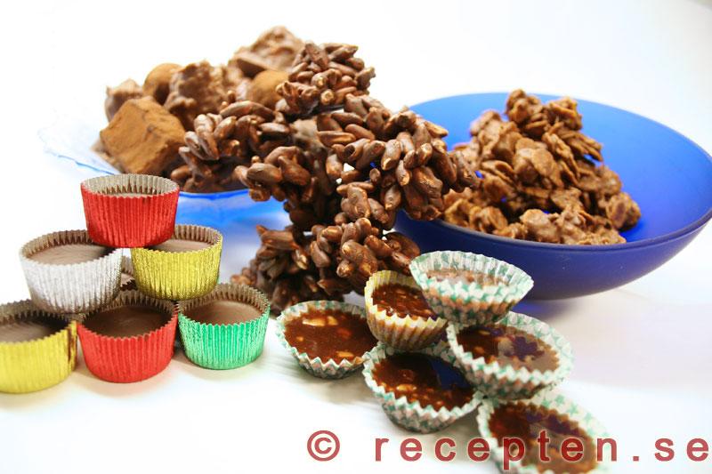 diabetes godis recept