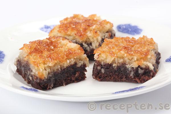 mjuka kakor i långpanna recept