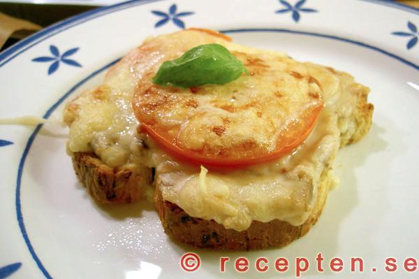varma smörgåsar recept