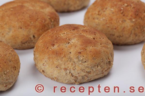 fiberrikt bröd recept