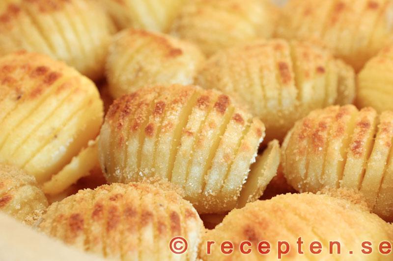 potatis i ugn