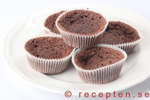 muffins utan bakpulver