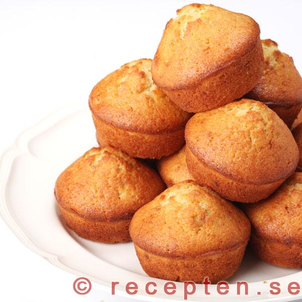 saftiga muffins grundrecept