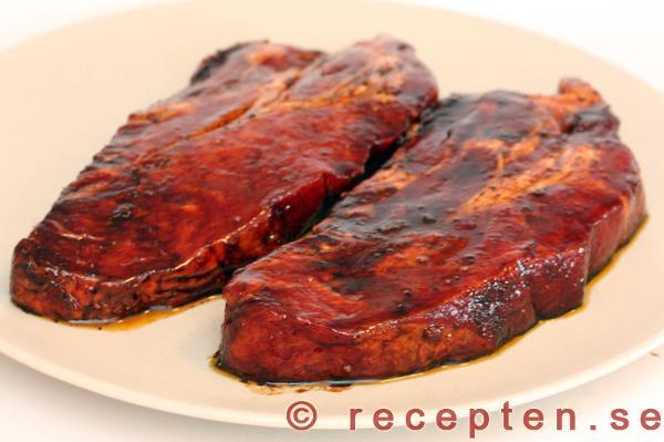 recept marinad kött
