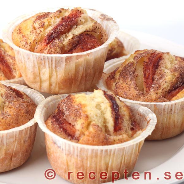 äppelmuffins utan ägg