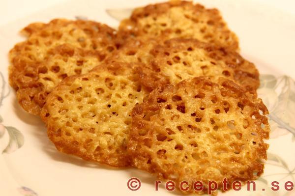 kakor utan smör eller margarin