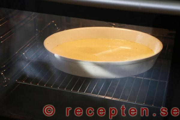 Omelett i ugn recept