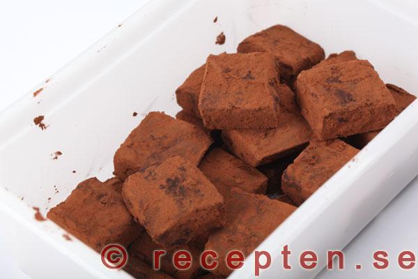 baileys choklad tryffel