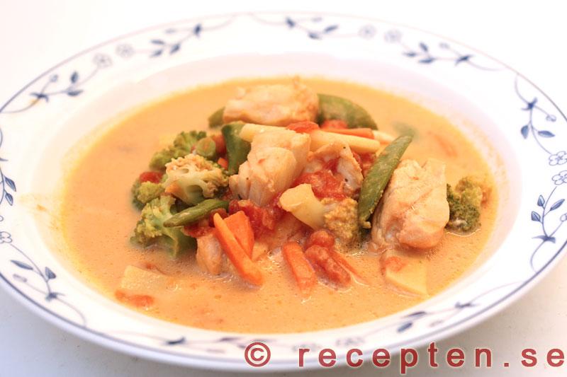 recept god fisksoppa