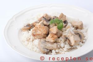 thai recept kycklinggryta