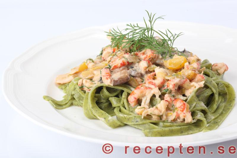pastasås recept