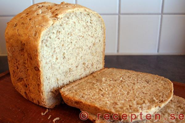 recept bröd bakmaskin