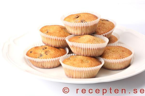 lyxiga muffins recept