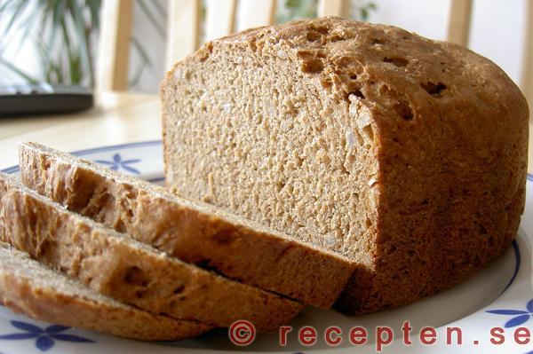 gott bröd i bakmaskin