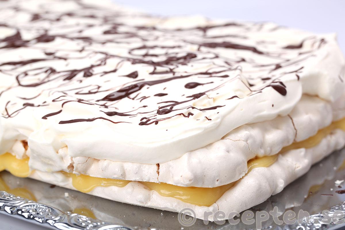 långpanna tårta choklad