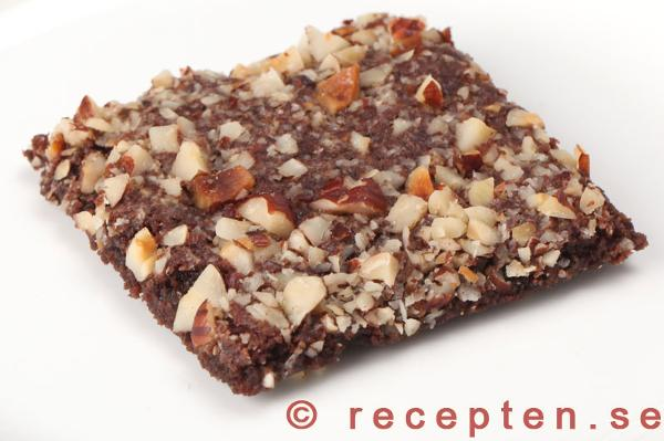 småkakor med nötter