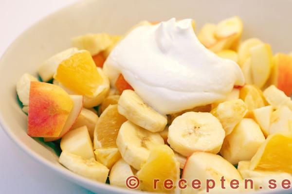 Fruktsallad Recept