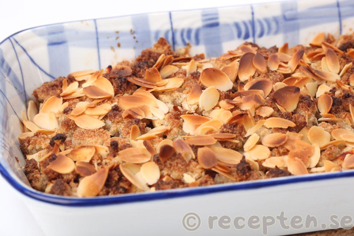 äppelpaj för diabetiker