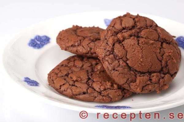 småkakor choklad recept