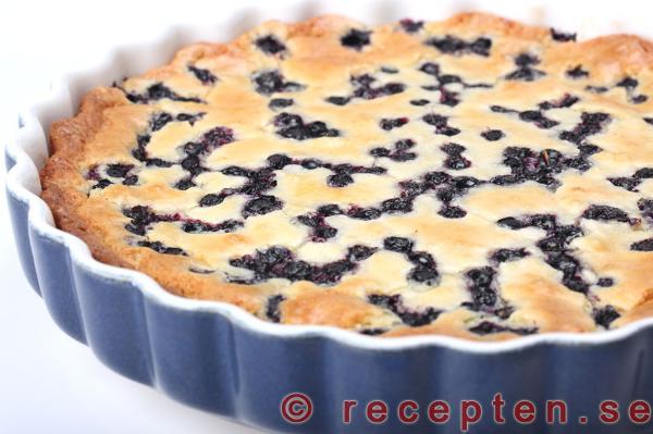 recept med blåbär