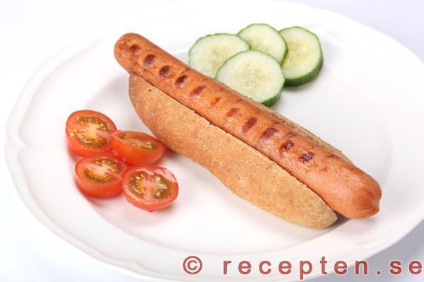 korv i bröd recept