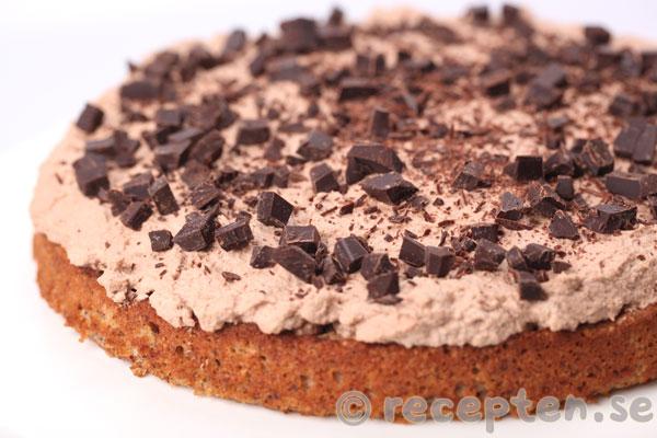 lätt tårta recept