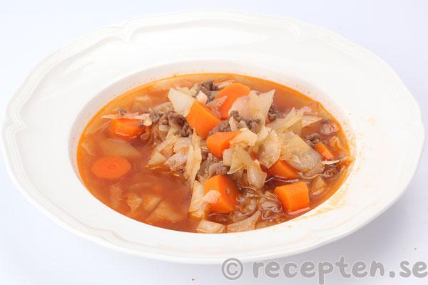 Nytt recept: Hedvigsoppa