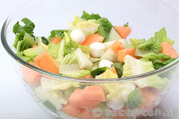 kalorier i isbergssallad