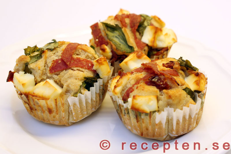 glutenfria matmuffins recept
