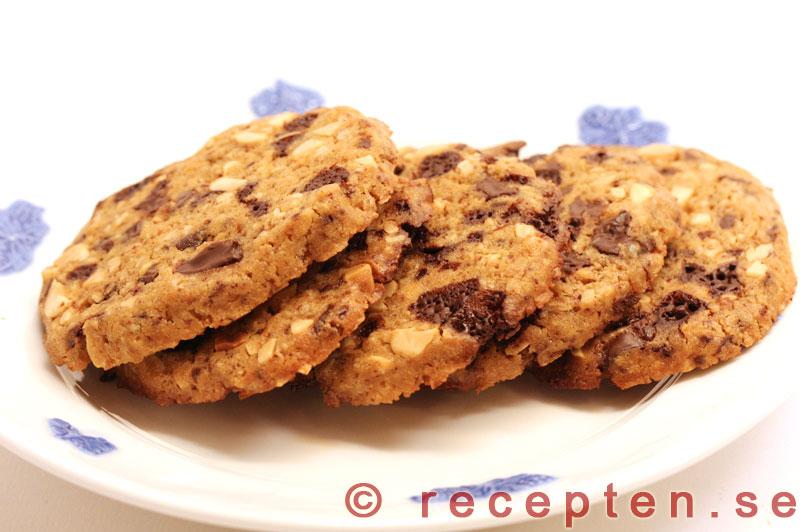 choklad chip cookies sega