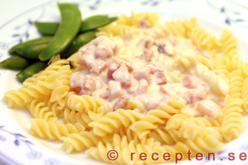 spagetti sås recept